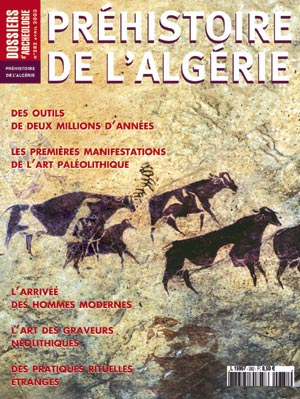 Dossiers d'Archéologie n° 282 - Avril 2003