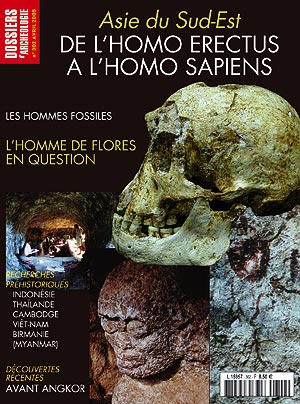 Dossiers d'Archéologie n° 302 - Avril 2005