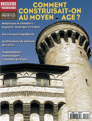 Comment construisait-on au Moyen Age
