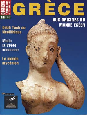 Dossiers d'Archéologie n° 222 - avril 1997
