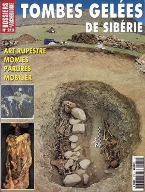 Dossiers d'Archéologie n° 212 - avril 1996