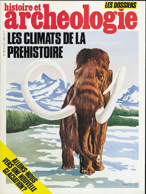 Dossiers d'Archéologie n° 93 - avril 1985