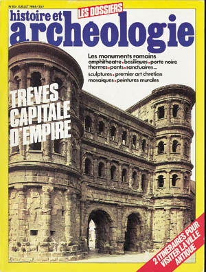 Trèves, capitale d'Empire