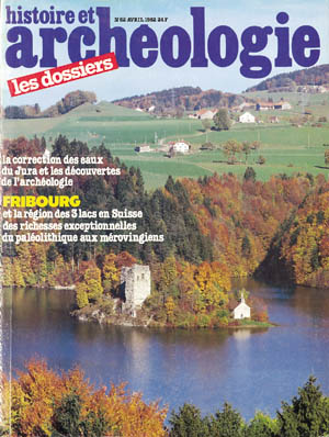 Dossiers d'Archéologie n° 62 - avril 1982