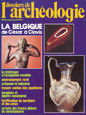 Dossiers d'Archéologie n° 21 - mars/avril 1977