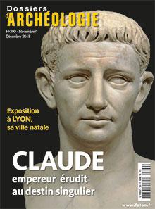 Dossiers d'Archéologie n° 390 - Nov./Déc.18