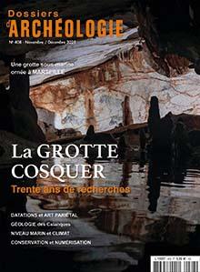 Dossiers d'Archéologie n° 408 - Nov. / Déc. 21