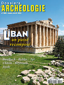 Dossiers d'Archéologie n° 350 - Mars/Avril 2012