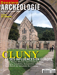 Cluny et son influence en Europe