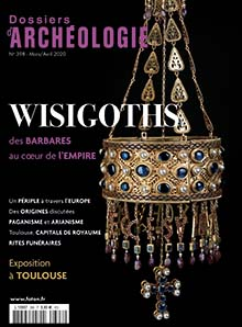 Wisigoths, des barbares au cœur de l'Empire
